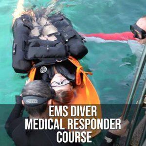 EMS Diver Medical Responder