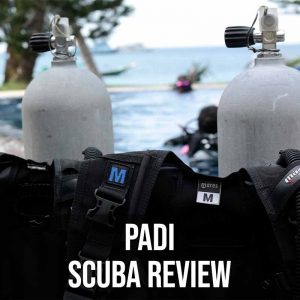 PADI Scuba Review Refresher