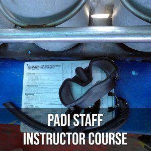 PADI IDC Staff Instructor Course