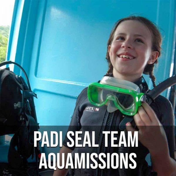 Padi Seal Team For Kids
