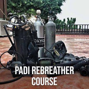 PADI Rebreather Diver Course